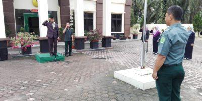 Mahasiswa Klinis ikut peringatan Hari Pahlawan di PA Kisaran