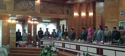 Ketua PA Kisaran hadiri sidang Paripurna DPRD Asahan