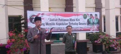 Pimpin Upacara Peringatan Hari Pahlawan Tahun 2019, KPA Kisaran Bacakan Amanat Menteri Sosial RI