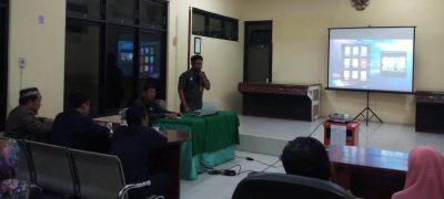 KPA Kisaran Sosialisasikan 9 Aplikasi Unggulan Badilag