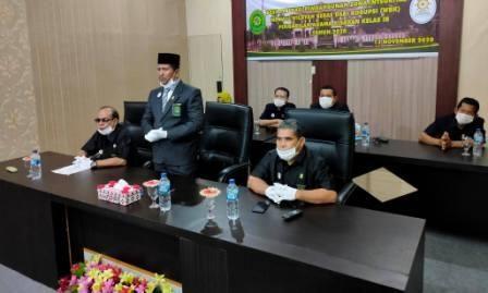Desk Evaluasi Pembangunan Zona Integritas Menuju Wilayah Bebas dari Korupsi (WBK) Pengadilan Agama Kisaran
