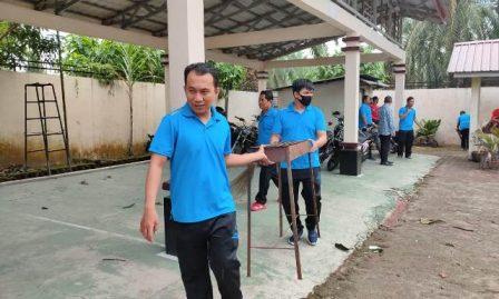 Gotong Royong Jumat Bersih PA Kisaran
