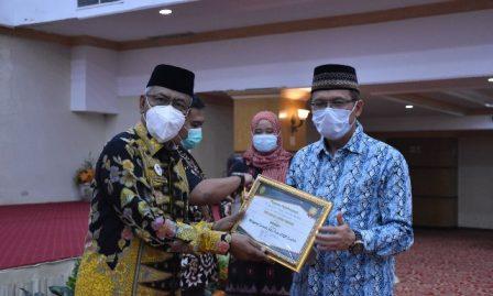 Hadiri Rakor Se-Wilayah PTA Medan, PA Kisaran Raih 2 Penghargaan