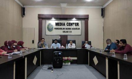 Rapat Koordinasi dan Tinjauan Manajemen Zona Integritas PA Kisaran