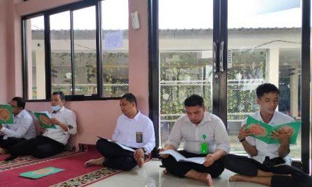 PA Kisaran Gelar Tadarus Al Qur'an selama Bulan Ramadhan 1442 H